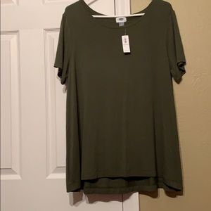 Old navy tees sz large new with tags